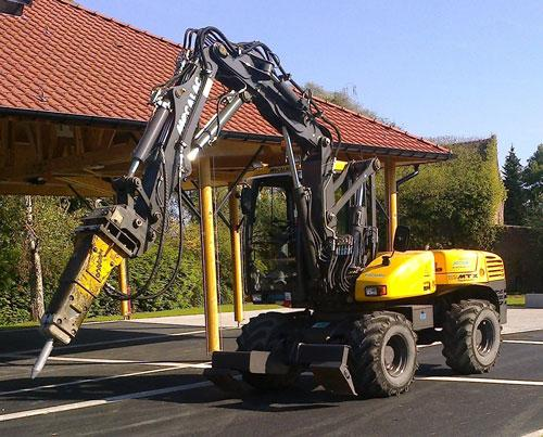 Mecaloc Nord, expert de la location de matériel de construction à Lompret, Lille